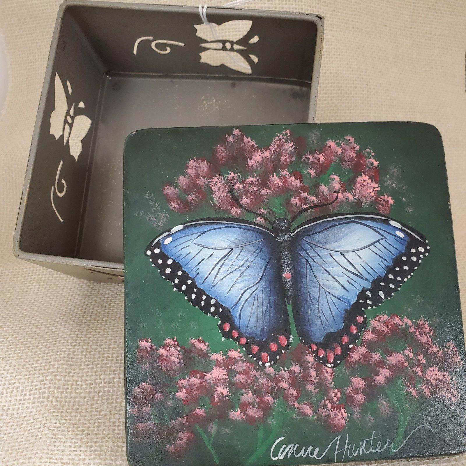 15 - Butterfly box