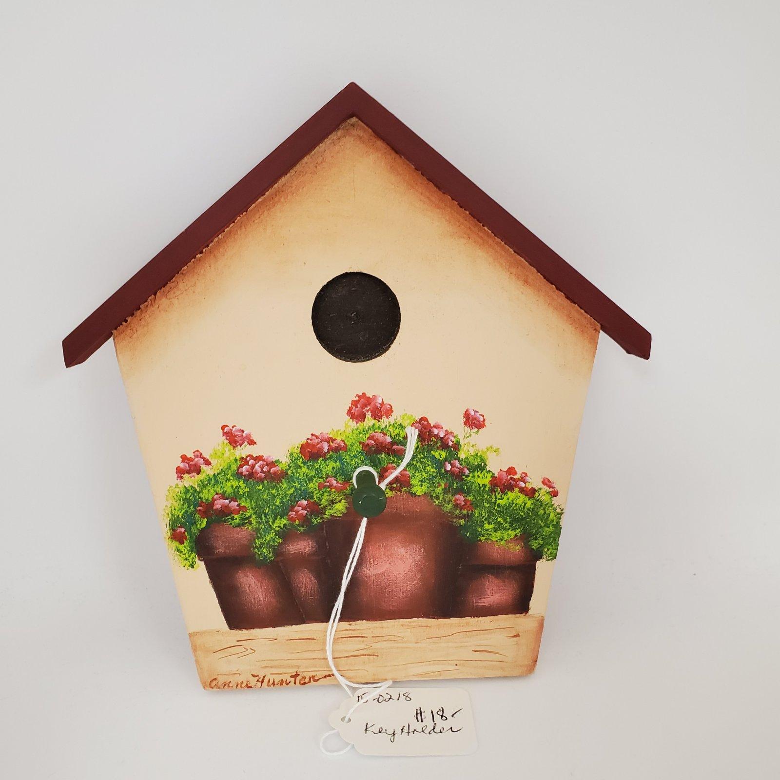 15 -house key holder