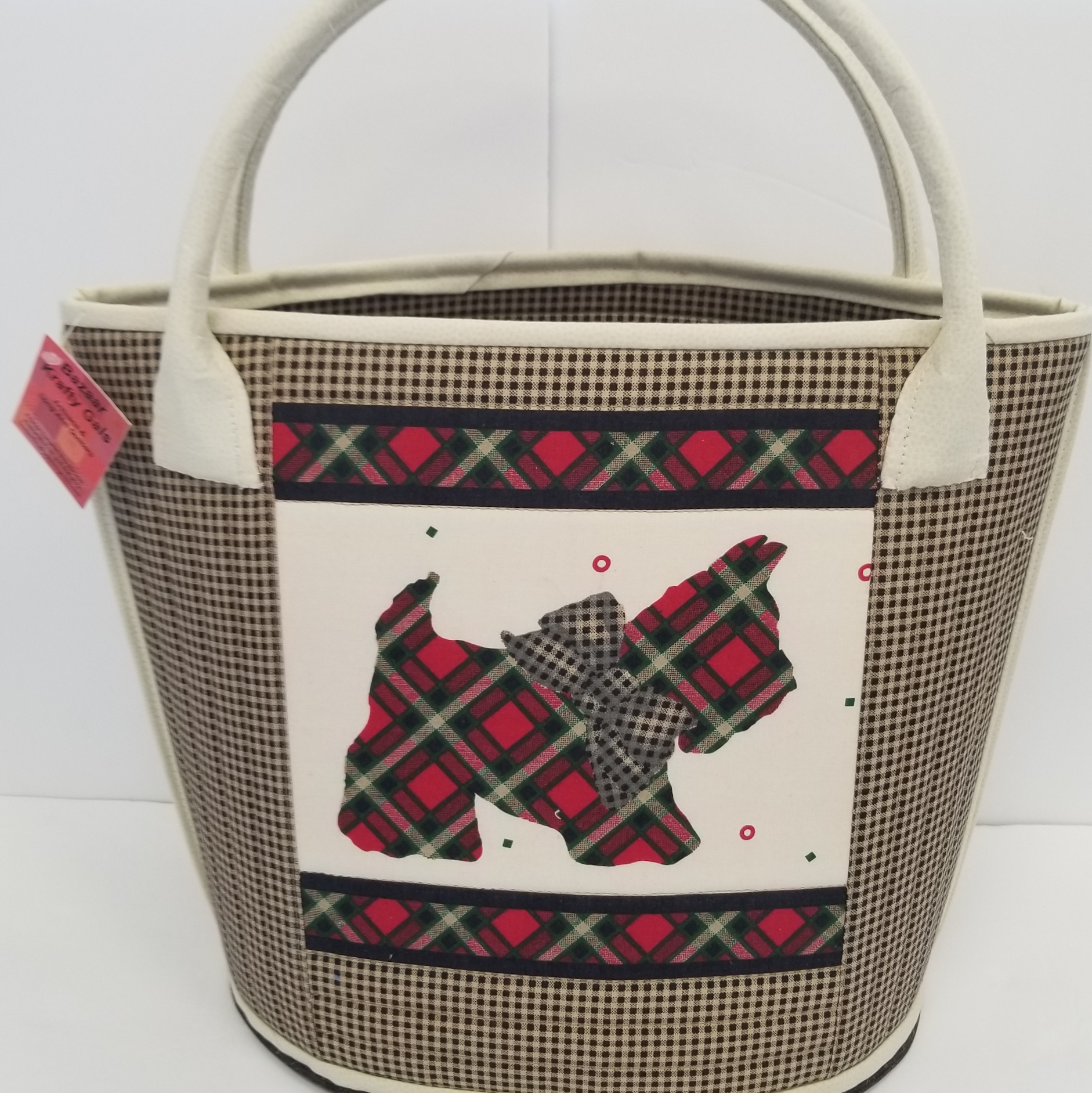 23-Dog Tote - Medium