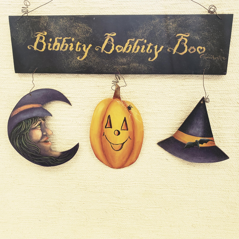15-Bibbity Bobbity Boo