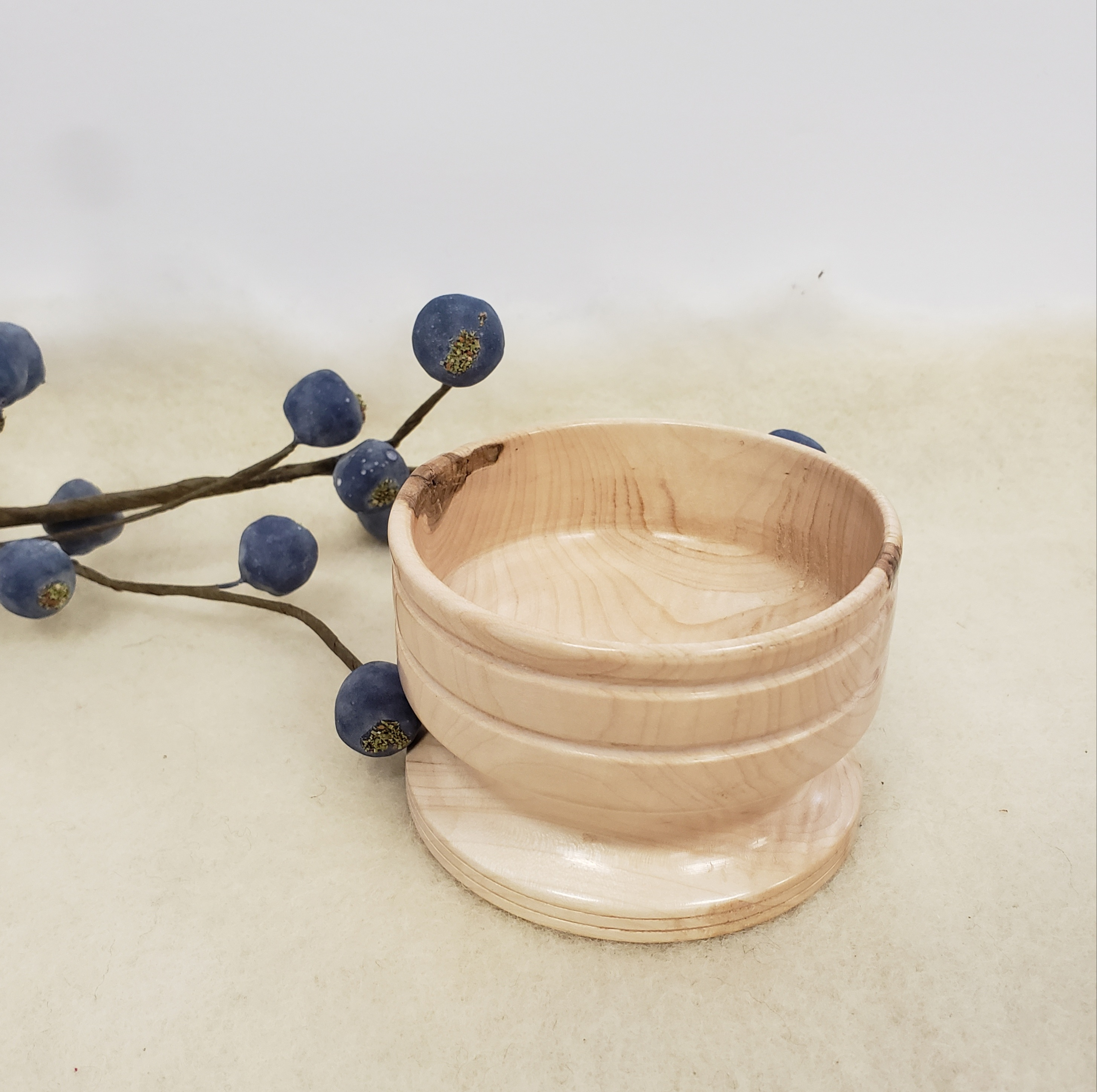 65-Footed Bowl, 3.5 in diameter