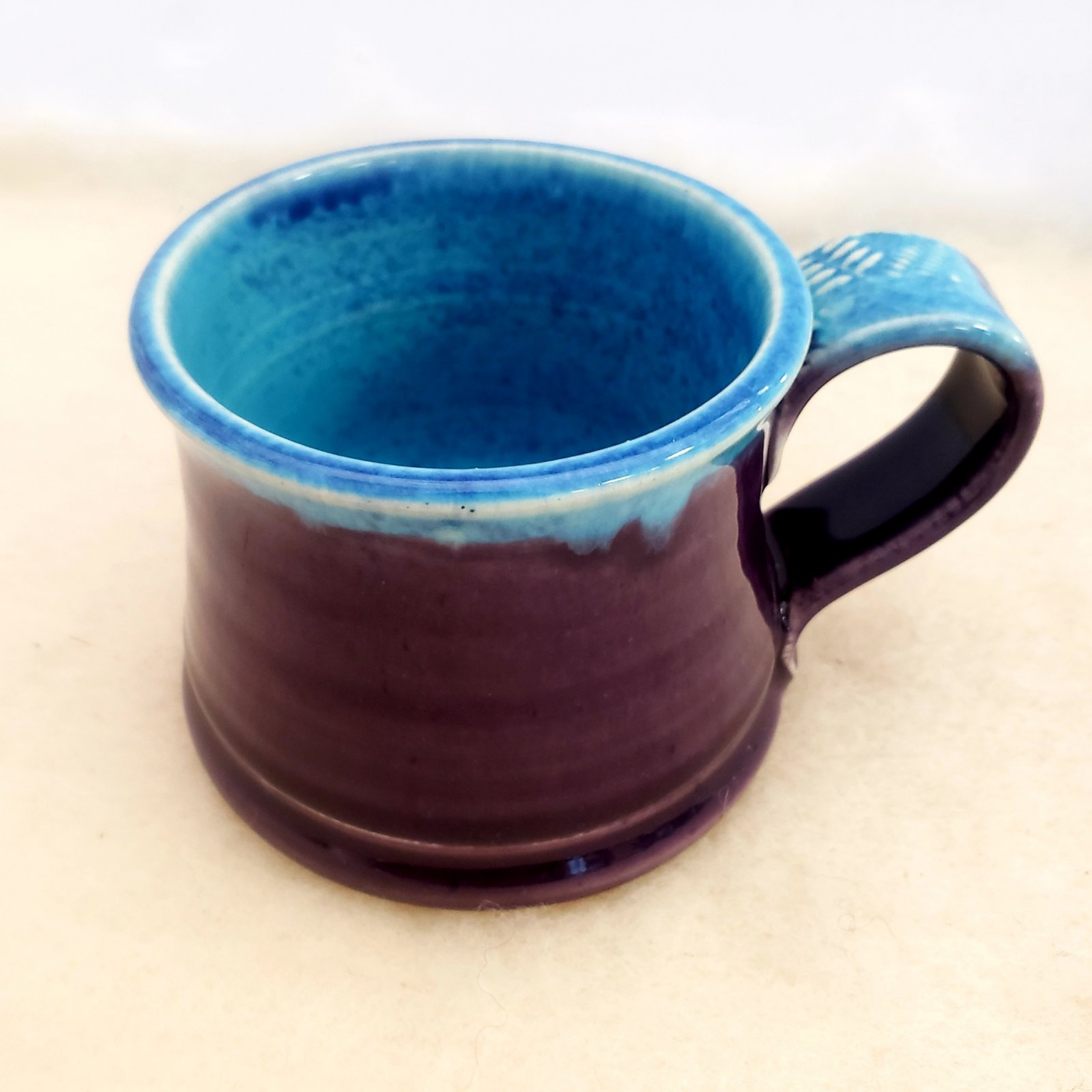 52-Porcelain Thrown Mugs