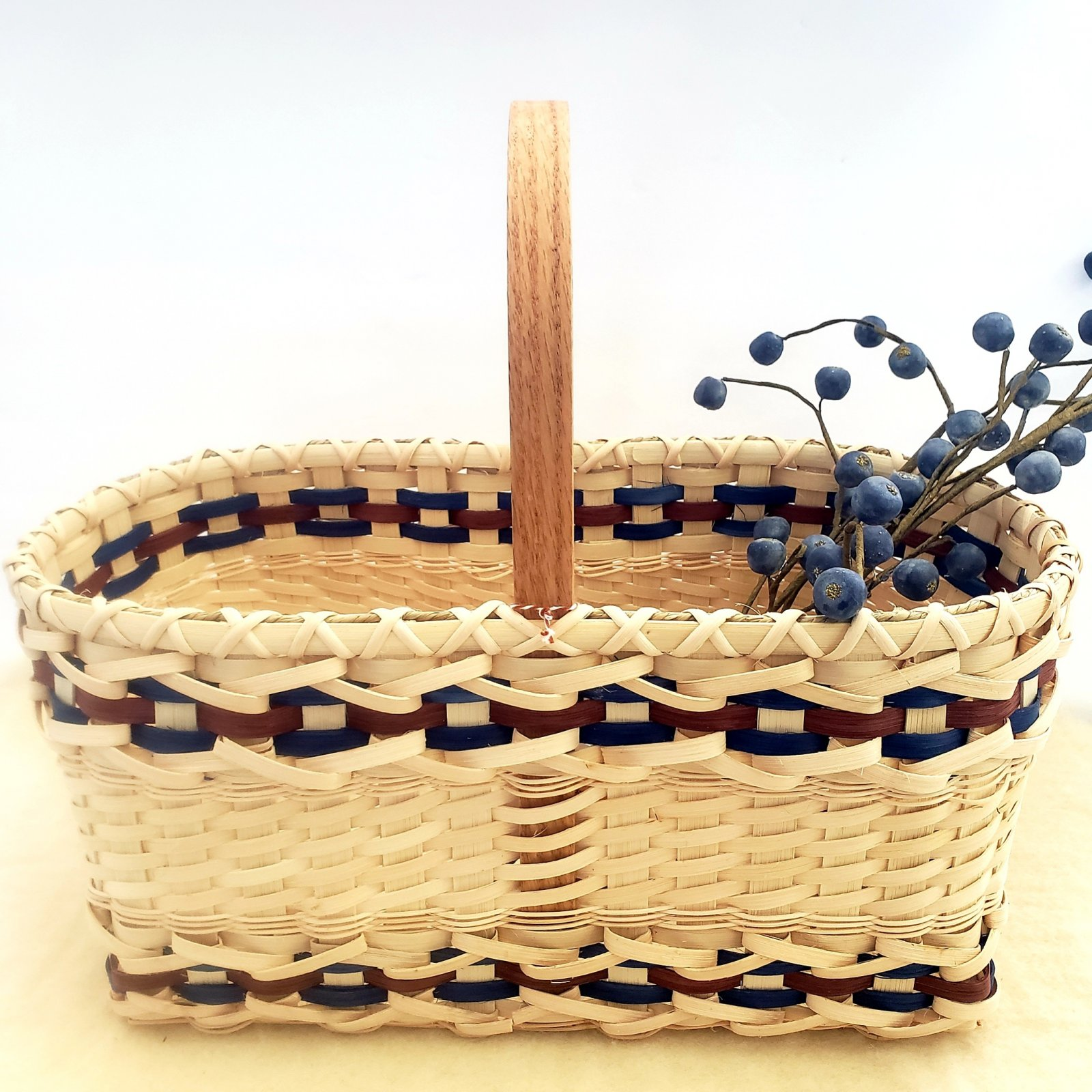 39-Market or Tote Basket