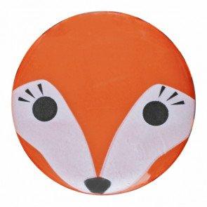 Novelty Button 0.5(15mm) - Fox
