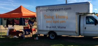 String Theory Truck