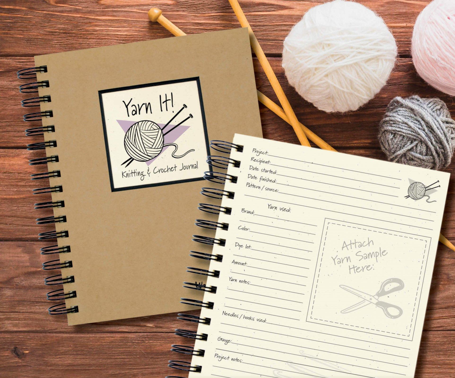 Journal - Yarn-it