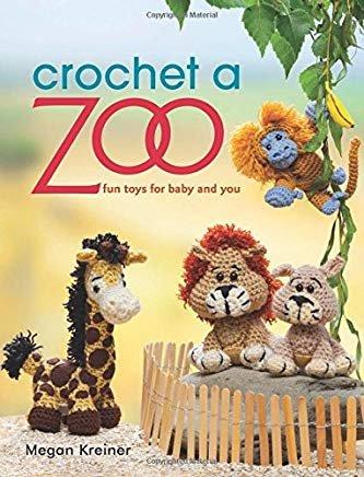 BK-Crochet a Zoo