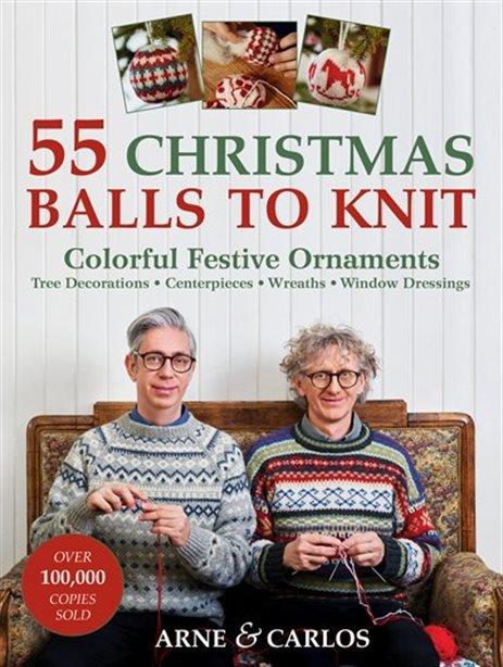 BK-55 Christmas Balls to Knit