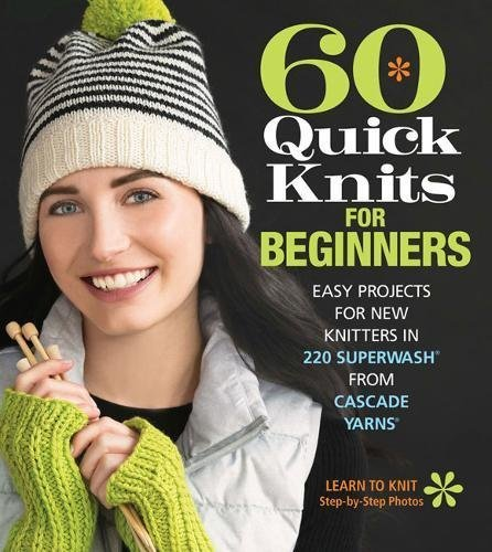 BK-60 Quick Knits for Beginners
