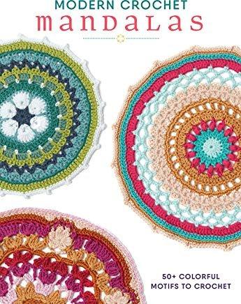 BK-Modern Crochet Mandalas