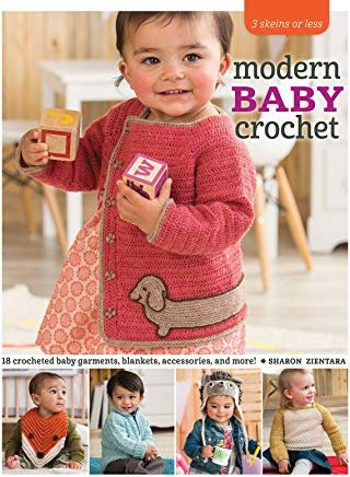 BK-Modern Baby Crochet