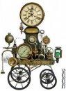 Clock Wagon