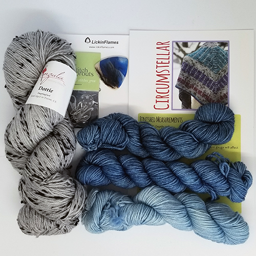 Anzula SALE Circumstellar Scarf Kit