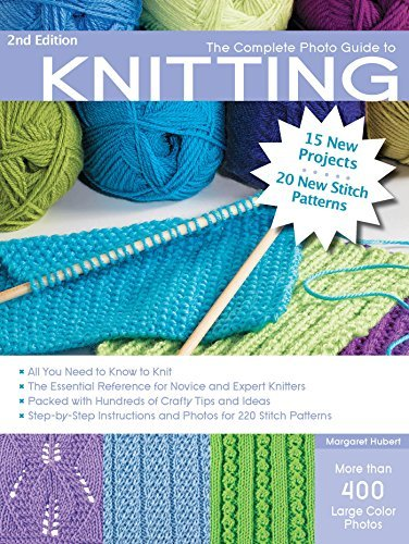 BK-Complete Photo Guide to Knitting 2nd Ed
