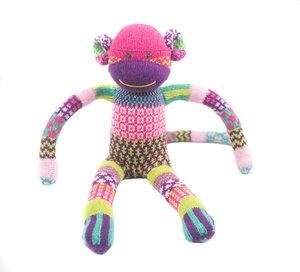 #89-Sock Monkey