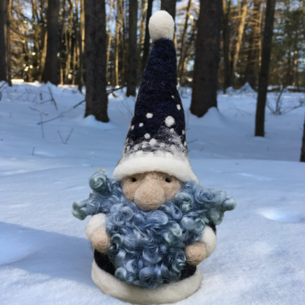 937 - Felting Kits / Going Gnome