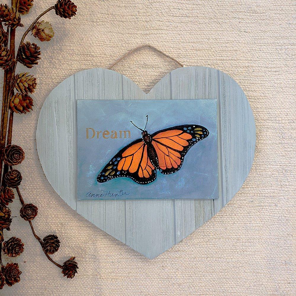 15-Butterfly/Heart