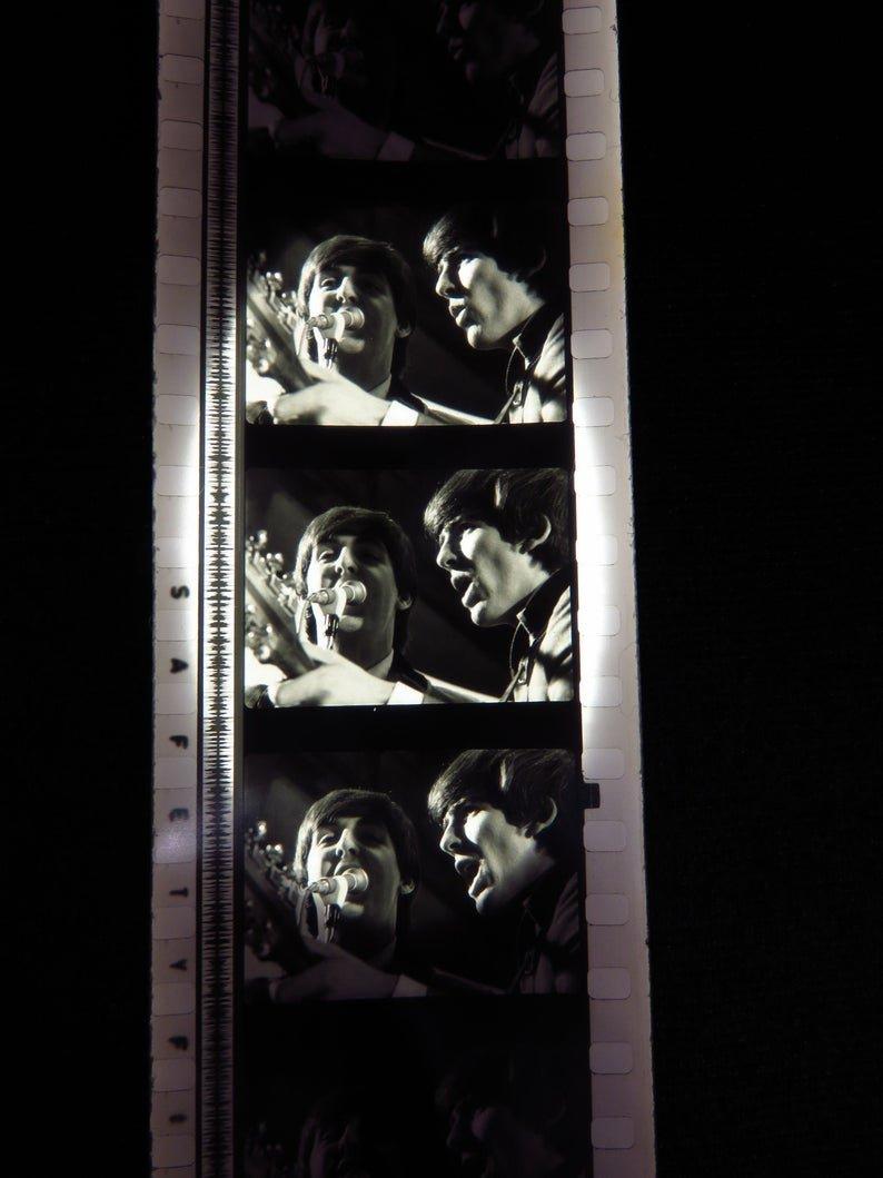 Filmstrip Bookmarks