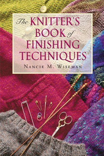 BK-The Knitter's Book of Finishing Techniques