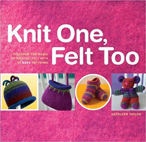 BK-Knit One, Felt Too