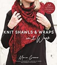 BK-Knit Shawls & Wraps in 1 Week