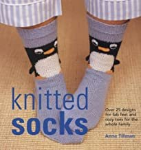 BK-Knitted Socks