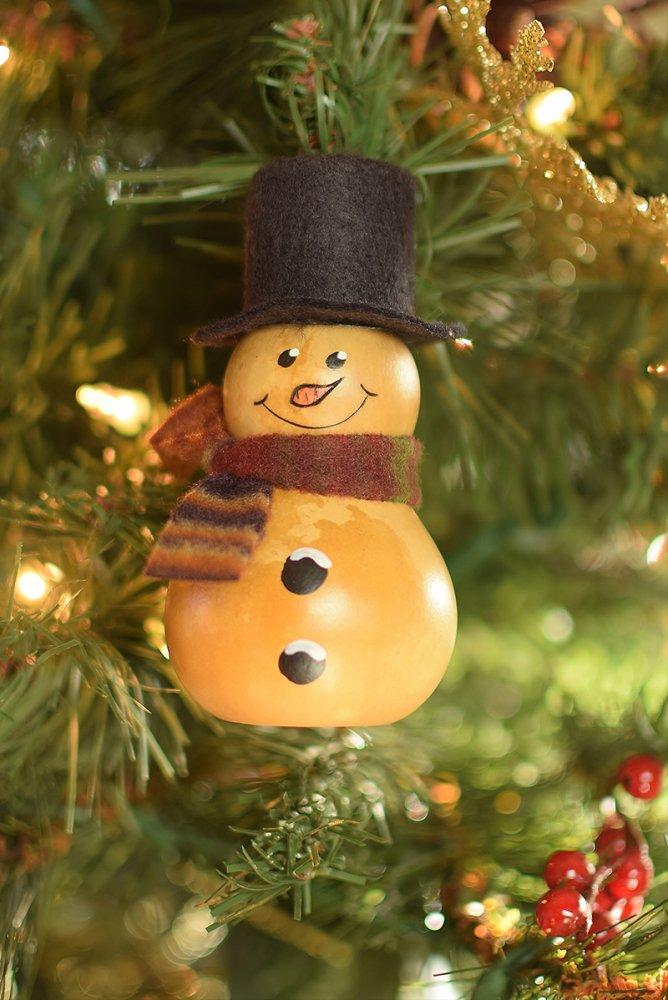 969-Gourds -ornaments & basket