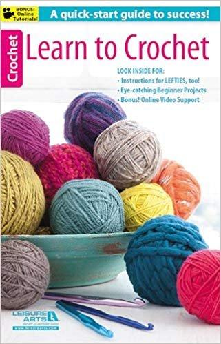 BK - Learn to Crochet (Leisure Arts)