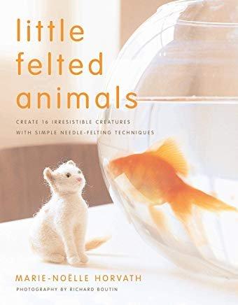 BK-Little Felted Animals