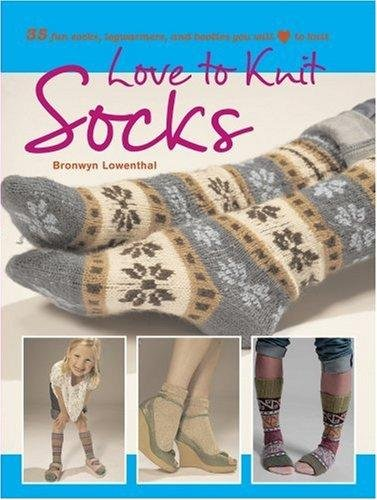 BK-Love to Knit Socks