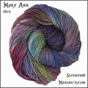 FF-MaryAnn Sock