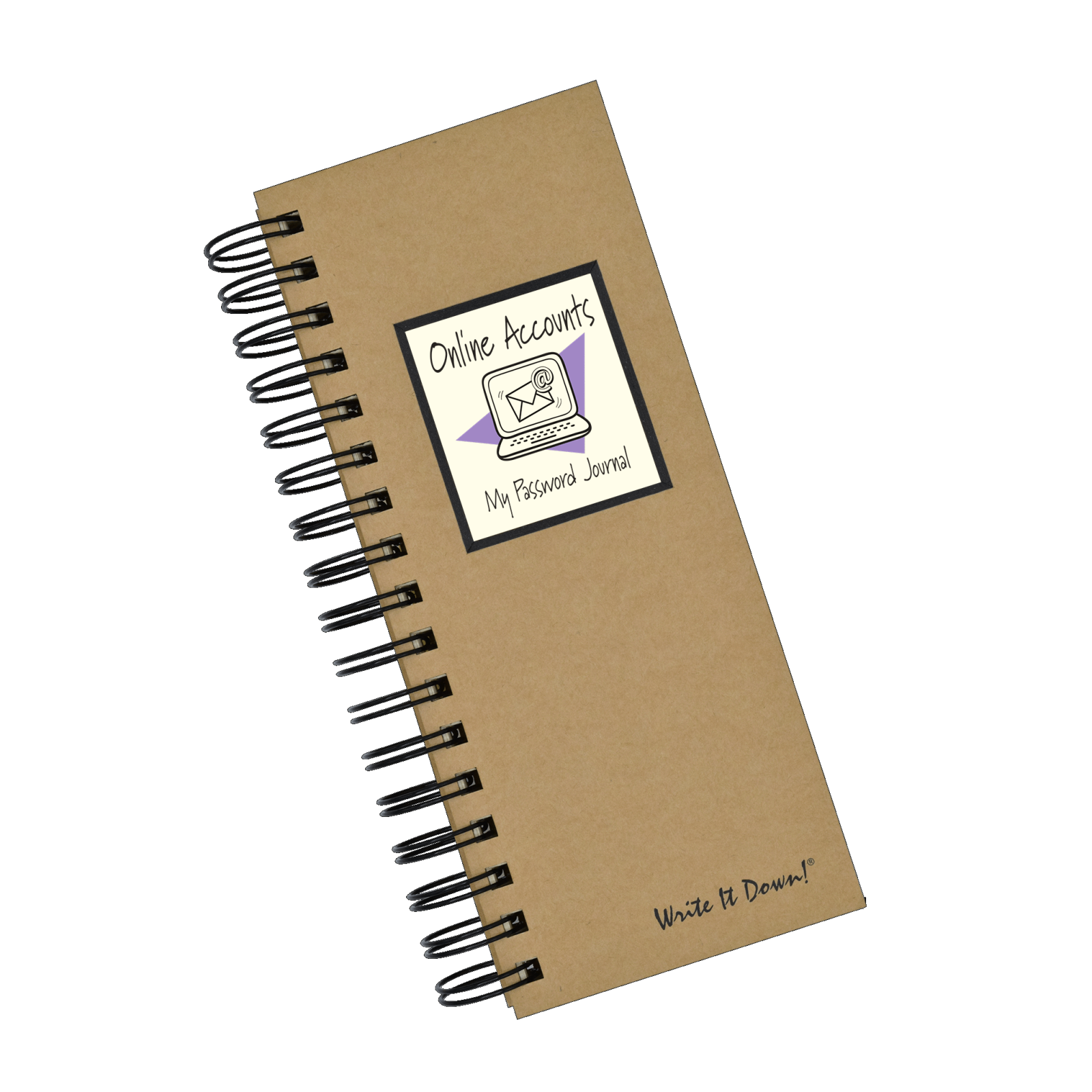 941-Journals - Write it Down 4X6