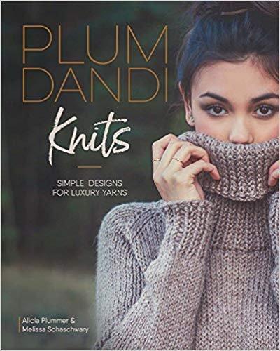 BK- Plum Dandi Knits