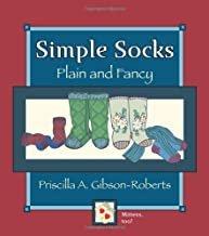 BK-Simple Socks Plain & Fancy
