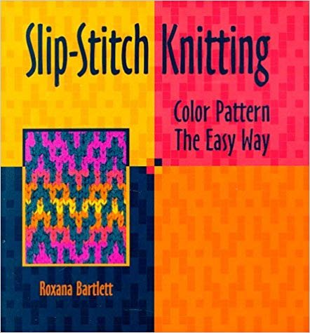 BK-Slip-Stitch Knitting