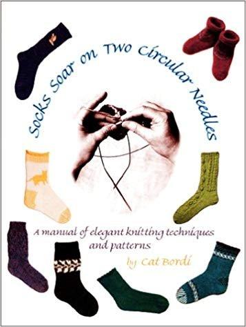 BK-Socks Soar on 2 Circular Needles