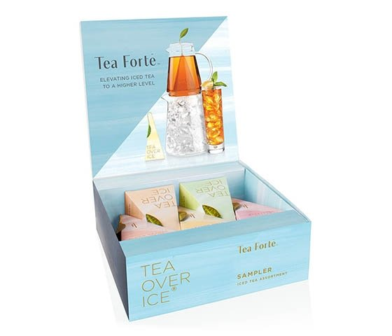 Tea-Forte TOI sampler