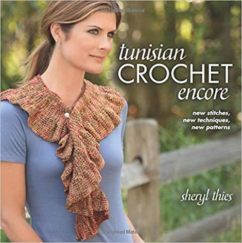 BK-Tunisian Crochet Encore