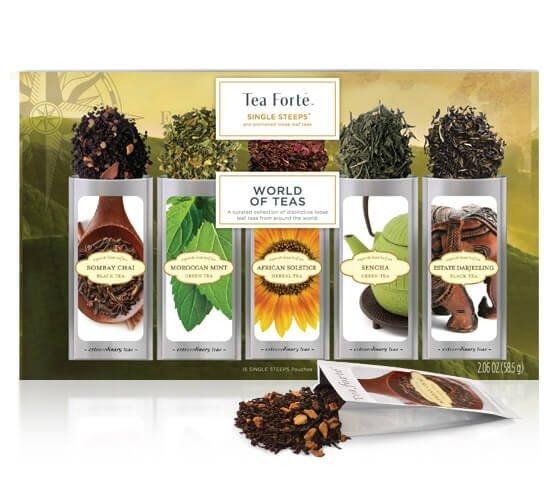 Tea-Forte-Single Steeps