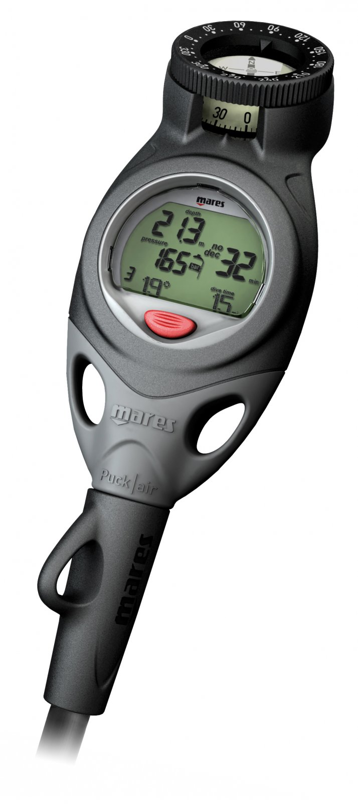 Mares Puck Air w/compass