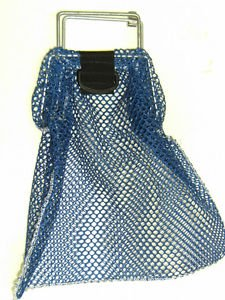 Small Wire Handle Mesh Bag