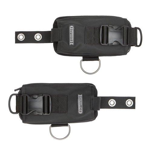 Side-Slide Weight Pockets