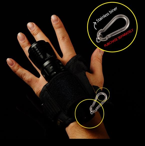 HG1 Light Holder Glove