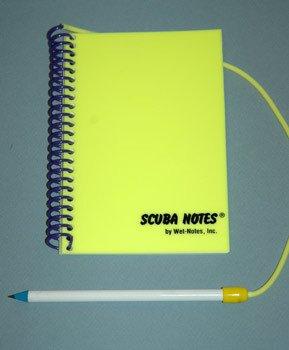 Scuba Notes