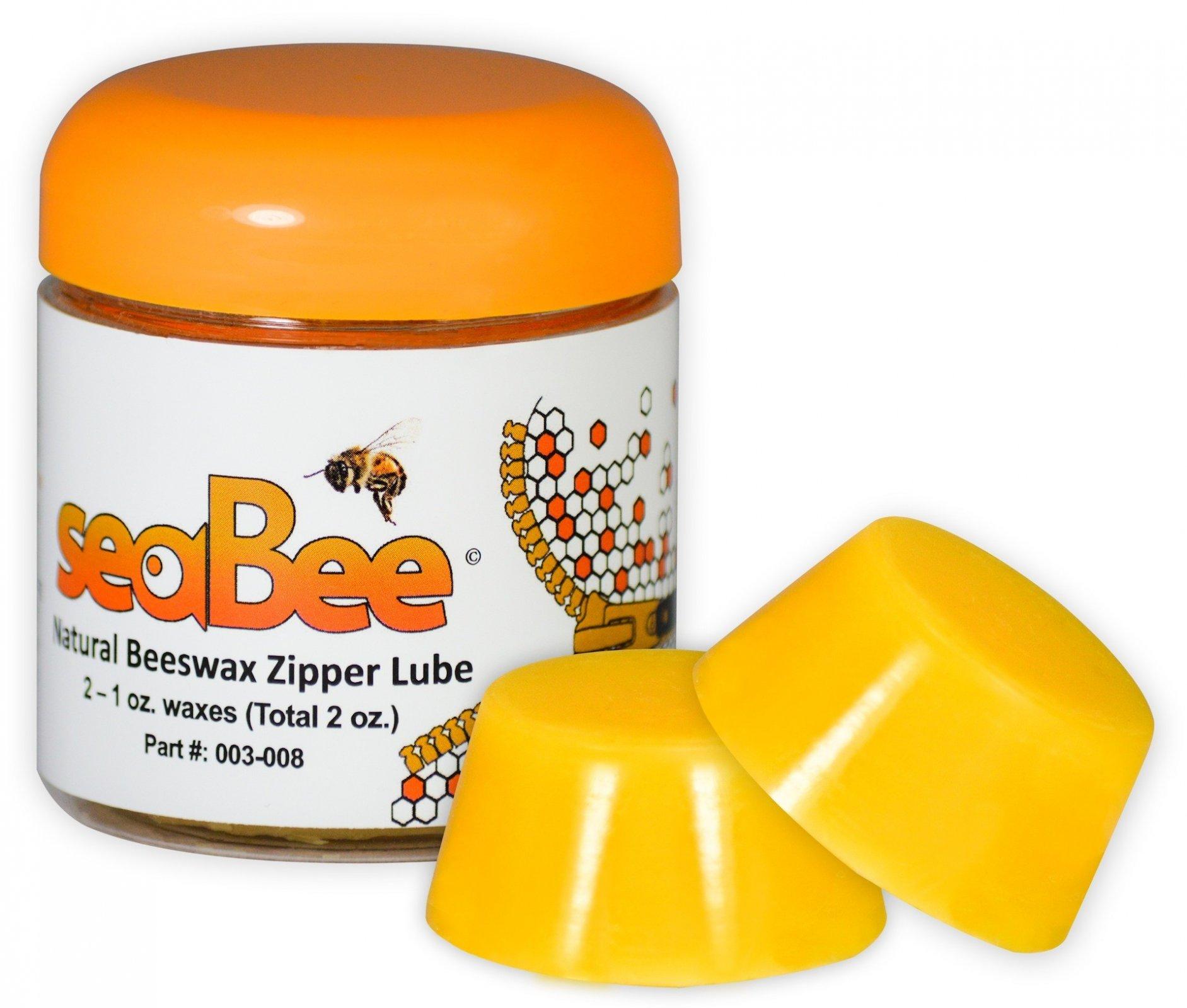 Beeswax Zipper Lube