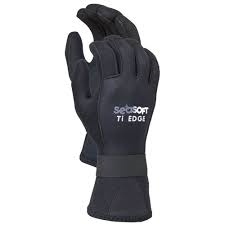 Dina-Hide Ti Edge Gloves