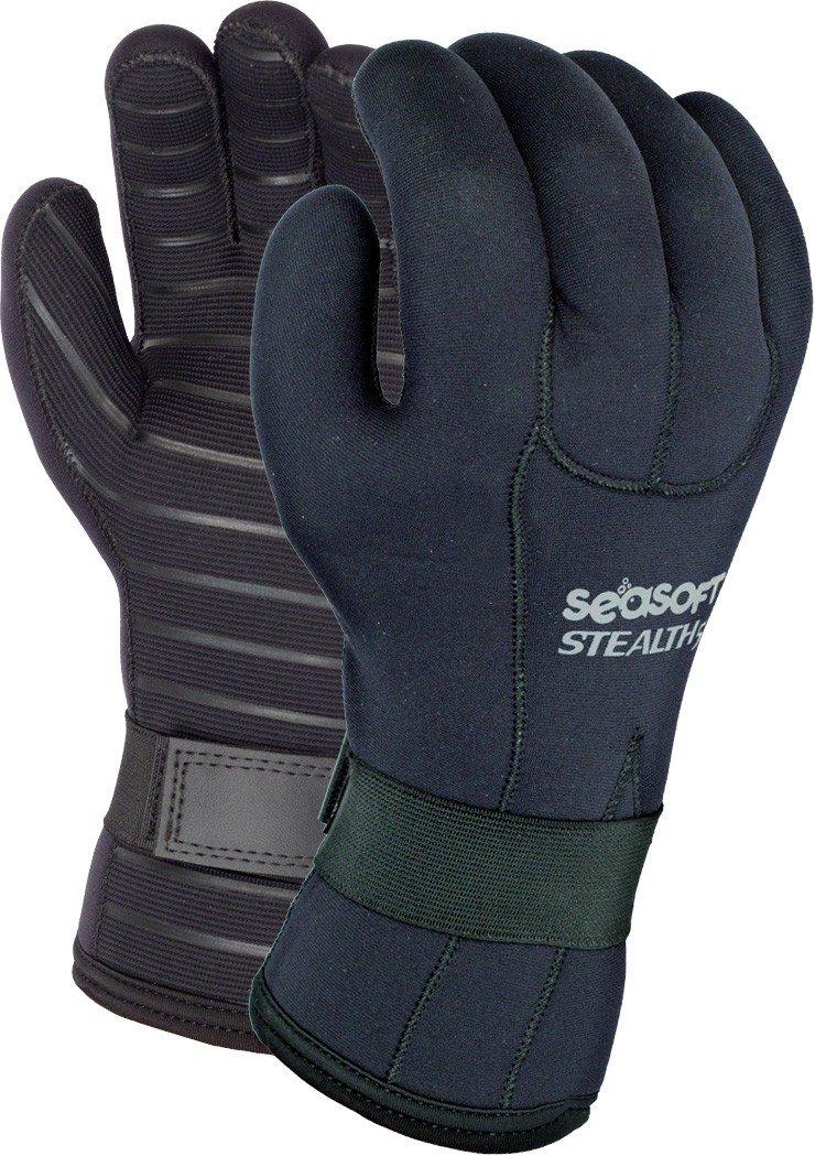 Seasoft Stealth3 3mm Gloves