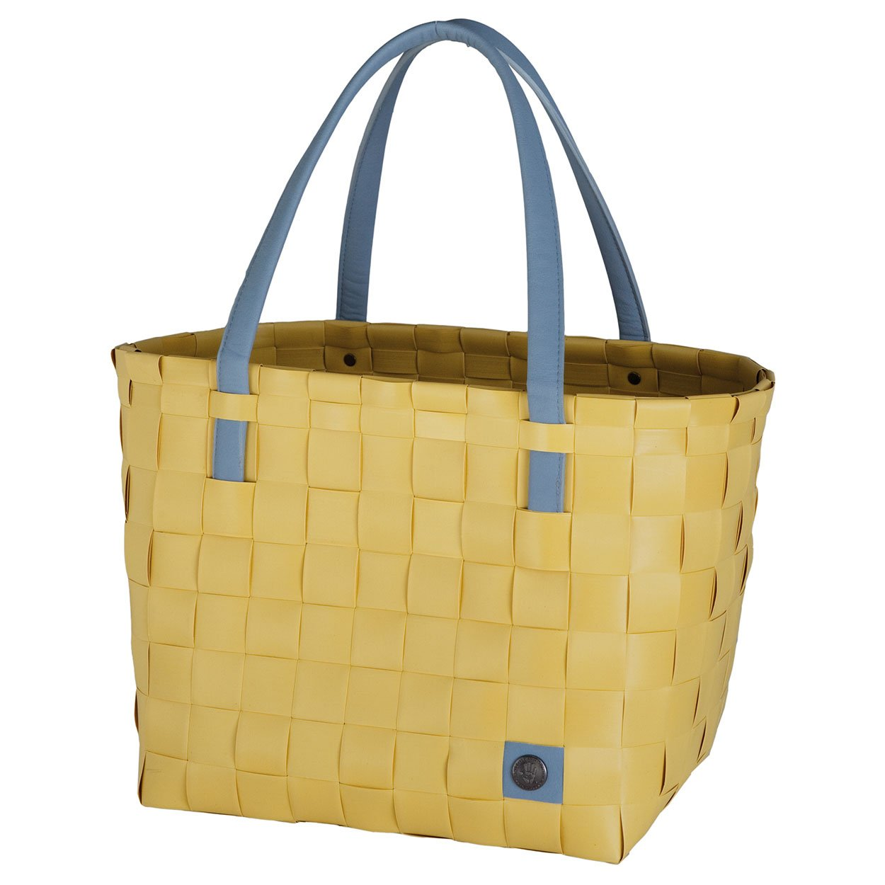 Recycled Tote Color Block