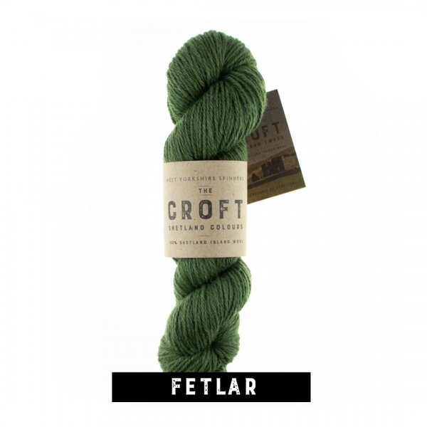 The Croft Shetland Colors