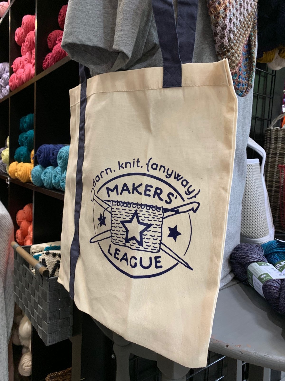 Makers' League Tote Bag